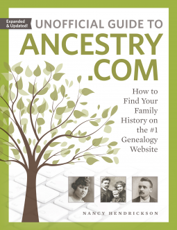 Unofficial Guide to Ancestry