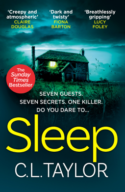 Sleep by C L Taylor.png